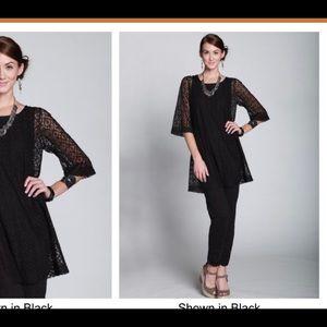 Chalet Roxy Dress/Tunic Size M
